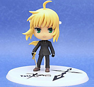 Fate/Stay Night Saber Lily 10CM Anime Action-Figuren Modell Spielzeug Puppe Spielzeug