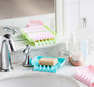 Sucker Kitchen Plastic Creative Practical Shower Antibacterial Soap Holder