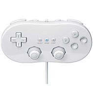 Fabriek-OEM-WII- metGaming Handvat-Polycarbonaat-Audio en Video-Controllers- voorNintendo Wii-