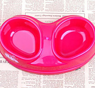 skid resistance Pet Twoport Bowl