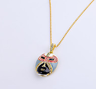 16GB Necklace Mask Jewelry USB 2.0 Rotatable Flash Memory Stick Drive U Disk ZP-15