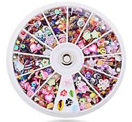Jóias de Unhas-Adorável- paraDedo- deAcrilico- com1wheel-6cm wheel- (cm)