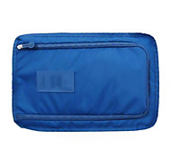 Travel Packing Organizer / Inflated Mat Travel Storage Fabric Grey / Blue / Red / Pink / Yellow / Orange