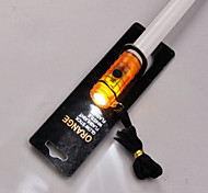Flashlight Fluorescent Stick Lifesaving Whistle Three in One Outdoor LED Signal Bar