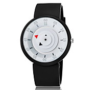 neuer Student Quarzuhr Silikon reizende Uhr Frauen bunte Männer Dreh Armbanduhren Tischsport Uhr Unisex-Uhren