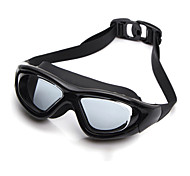 YUKE®Anti-Fog,Adjustable Size,Waterproof,Anti-UV,Shatter-proof for Unisex Silica Gel(Frames) PC(Lens) Swimming Goggles