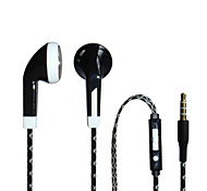 Wholesale High Quality Stereo Headphones Bass with Mic Earphone Universal For iphone xiaomi huawei etc all smartphone