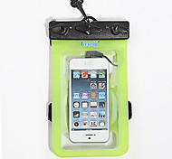 Dry Boxes / Dry Bags For Cellphone / Waterproof Diving / Snorkeling Orange / Green / Blue / Black / White PVC-Tteoobl