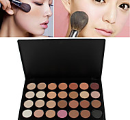 28 Colors 5in1 Makeup Base Primer/Foundation/Blusher/Bronzer/Smoky Eyeshadow Professional Cosmetic Palette