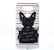 Dog Pattern TPU+IMD Soft Case for LG G5