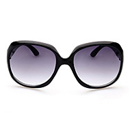 Sunglasses Women's Classic / Elegant / Retro/Vintage / Modern / Fashion Oversized Black / White / Coffee / Red / Gray Marl / Leopard