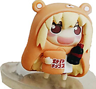 Himouto Anime Action Figure 8CM Model Toys Doll Toy