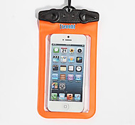 Dry Boxes / Dry Bags For Cellphone / Waterproof Diving / Snorkeling Green / Black PVC-Tteoobl