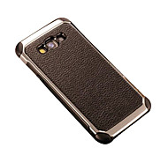 Lichee Pattern PU Leather protection case for  Samsung Galaxy A5/A7/A8/A9