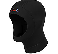 Hat / Diving Hoods 3mm Diving Hoods Unisex For Swimming / Diving Thermal / Warm S / M / L