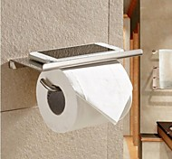 304 stainless steel phone toilet tissue holder toilet tissue box bathroom paper Towel toilet roll holder