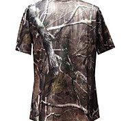 Tree Camouflage short Sleeve T-shirt
