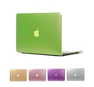 """color mate de metal cubierta de la caja de cuerpo completo para el aire del macbook 11 """"pro 13"""" / 15 """""""