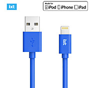 Original MFi Certified 8 pin Colour Mobile Phone USB Cable(charge+sync) for iPhone 6/6s Plus