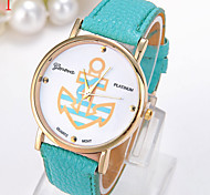 Ladies' Watch Geneva Anchor Quartz Watch Cool Watches Unique Watches
