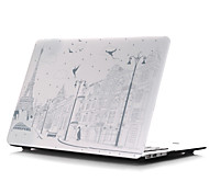 concha plana dibujo ~ estilo de color 18 para MacBook Air 11 '' / 13 ''