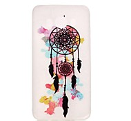 For Samsung Galaxy Case Glow in the Dark Case Back Cover Case Dream Catcher TPU Samsung J5 (2016)