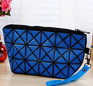 Travel Toiletry Bag Travel Storage Foldable PU Leather