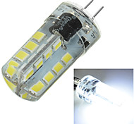 Marsing Luminárias de LED  Duplo-Pin Decorativa G4 4W 300-400 lm 6000 K Branco Frio 32 SMD 2835 1 pç DC 12 / AC 12 V Encaixe Embutido