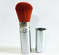 Retractable Mini Brush Blush Brush