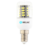 6W E14 LED a pannocchia T 30 SMD 600 lm Bianco caldo / Luce fredda AC 220-240 V 1 pezzo