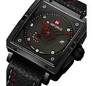 NAVIFORCE Brand Watches Men Sports Watches Men's Quartz Analog Date Clock Man Army Casual  WristWatch