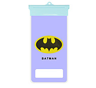 Cartoon Batman Mobile Phone Waterproof Bag