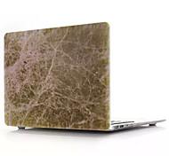 """Diseño de mármol de la cubierta completa de plástico duro caso para el cuerpo MacBook Pro de 13 """"/ 15 '' con la retina"""