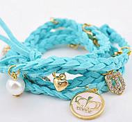 Z&X® Alloy Bracelet Wrap Bracelets Daily / Casual 1pc