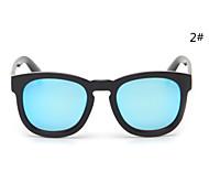 Sunglasses Women's Modern / Fashion Hiking Black / Pink / Red / Purple / Transparent Sunglasses Full-Rim