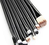 20PCS Professional Goat/Pony Hair Makeup Cosmetic Brush Set Blush/Eyeshadow/Eyelash/Brow/Lip Brush