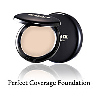 Red&Black Perfection Coverage Foundation Soft Silky Concealing  Brighten 13.8g