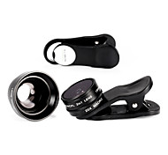 ILLIMON® M15+M60 Phone Lens 150°Super Wide + CPL + 20× Macro/ 2× Telephone + Lens Hood Set