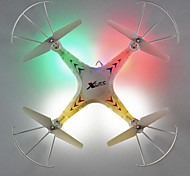 Others X300-1 Drone 6 axis 4CH 2.4G RC Quadcopter One Key To Auto-Return / Headless Mode / 360°Rolling