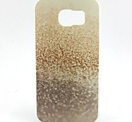 Sand Painted TPU Phone Case for Galaxy S7/S7edge/S7plus