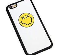 The Stars Eyes Smiling Face Gel Wrapping Back Cover for iPhone 5/5S(Assorted Colors)