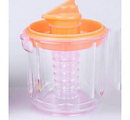 Mini Lemon Juicer Plastic,Random Color