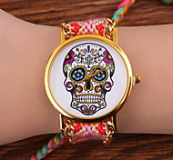 Women's  Fashion Hand-woven Bracelet Watch Geneva Geneva Watch Brands Cool Watches Unique Watches