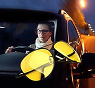 visão noturna nv vidros anti-reflexo óculos noctilucent de condução