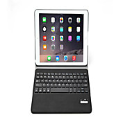 9.7inch Removable Magnet Wireless Bluetooth Keyboard Leather Stand Protect Case Cover For Apple iPad pro 9.7""