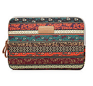 Retro Red Bohemian style Laptop Cover Sleeves Shakeproof Case for MacBook Air 11.6/13.3 MacBook 12 MacBook Pro 13.3