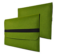 Wool Felt Sleeve Bag with Splash-proof for Apple Macbook Air 11 13 and Macbook Pro 13 15 with Retina
