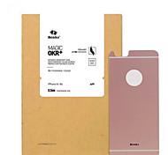 iphone6s mais Benks temperado filme filme / apple 6splus vidro aumentou telemóvel ouro de volta filme 0,3