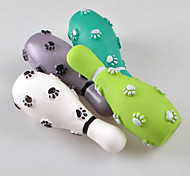 Wear Bowling Pet Chew Toy(Random Color)