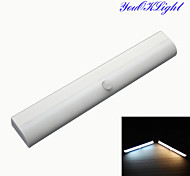 YouOKLight® DIY Stick-on Anywhere Portable Wireless Motion Sensor Closet Cabinet Step Light Bar Battery Operated